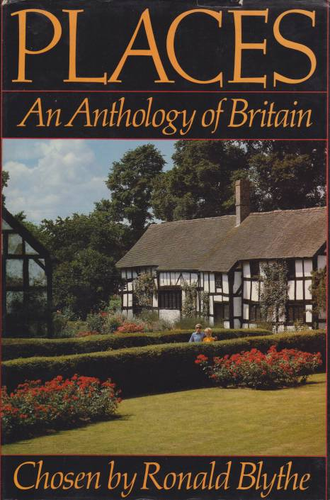 Image for PLACES An Anthology of Britain