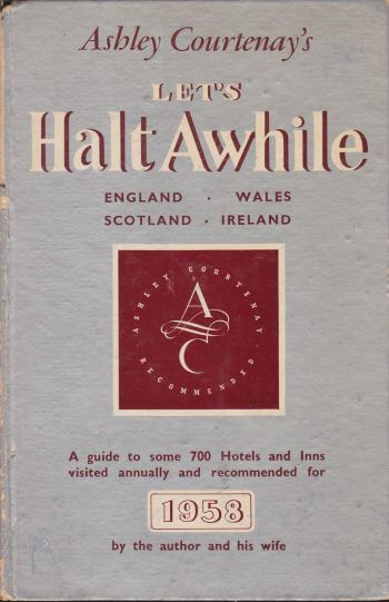 Image for LET'S HALT AWHILE England Wales Scotland Ireland