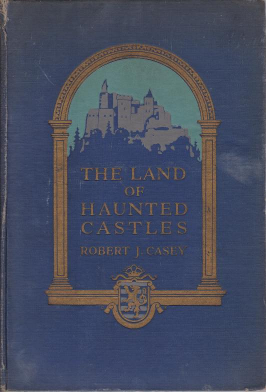 Image for THE LAND OF HAUNTED CASTLES