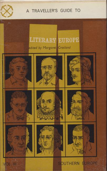 Image for A TRAVELLER'S GUIDE TO LITERARY EUROPE