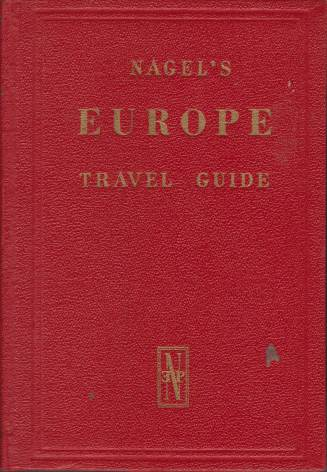 Image for EUROPE TRAVEL GUIDE