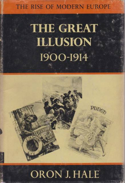 Image for THE GREAT ILLUSION 1900-1914