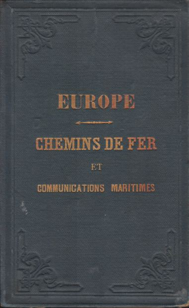Image for EUROPE CHEMINS DE FER ET COMMUNICATIONS MARITIMES