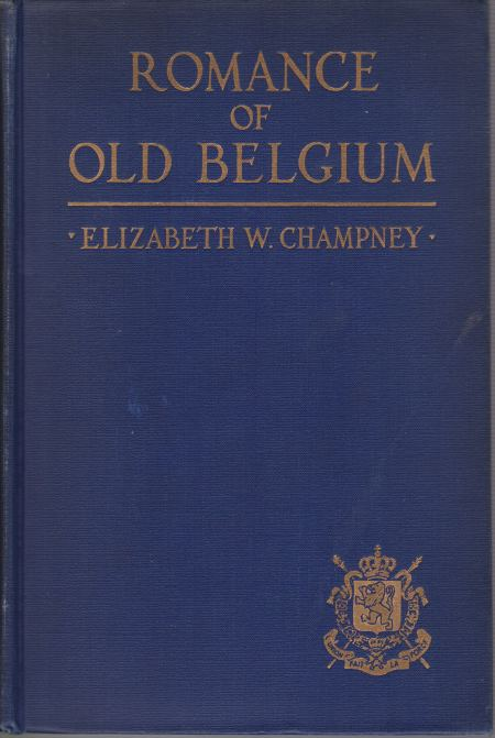 Image for ROMANCE OF OLD BELGIUM