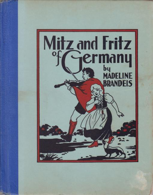 Image for MITZ AND FRITZ OF GERMANY