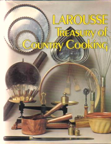 Image for LAROUSSE TREASURY OF COUNTRY COOKING