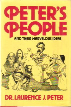 Image for PETER'S PEOPLE And Their Marvelous Ideas