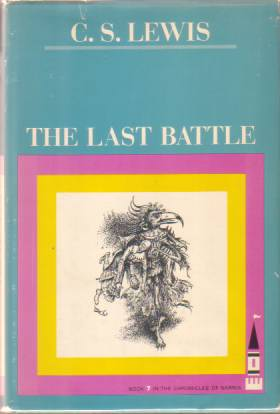 Image for THE LAST BATTLE