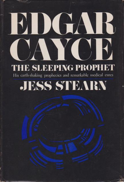 Image for EDGAR CAYCE The Sleeping Prophet