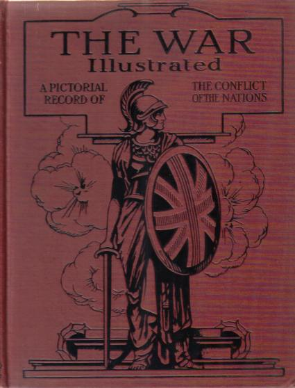 Image for THE WAR ILLUSTRATED A Pictorial Record of the Conflict between the Nations