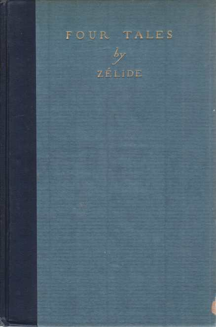 Image for FOUR TALES BY ZELIDE