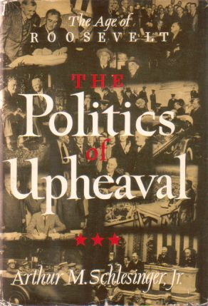 Image for THE POLITICS OF UPHEAVAL
