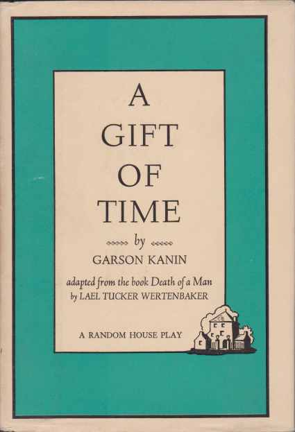 Image for A GIFT OF TIME A Play in Two Acts