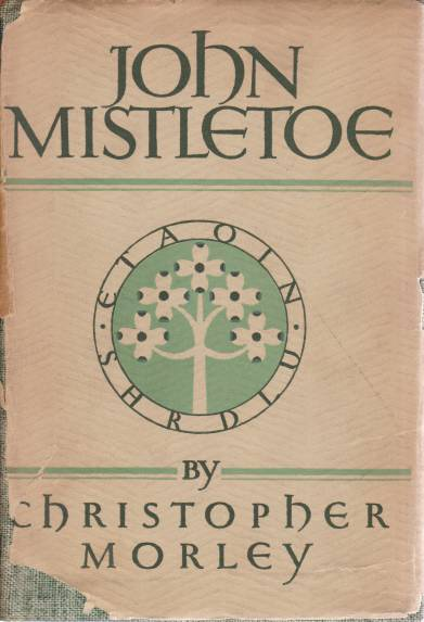 Image for JOHN MISTLETOE