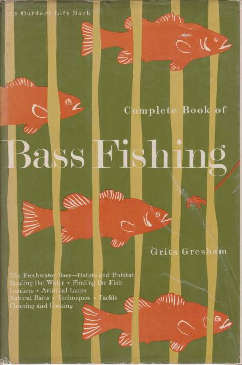 Image for COMPLETE BOOK OF BASS FISHING