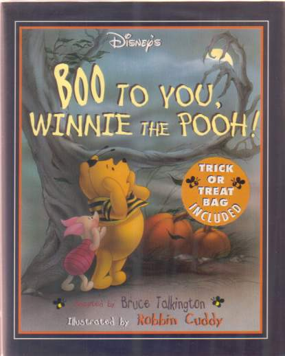 Image for BOO TO YOU, WINNIE THE POOH!