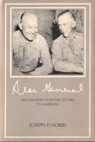 Image for DEAR GENERAL Eisenhower's Wartime Letters to Marshall