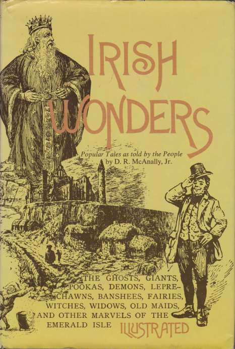 Image for IRISH WONDERS Popular Tales As Told by the People