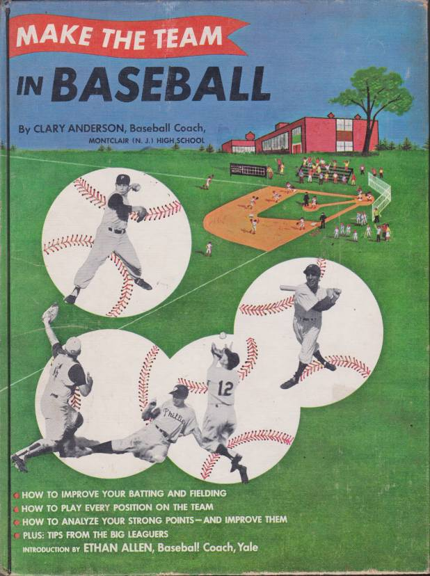 Image for MAKE THE TEAM IN BASEBALL