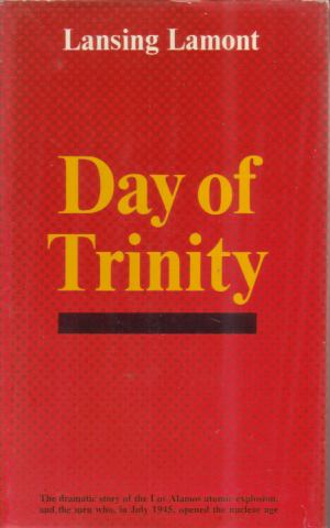 Image for DAY OF TRINITY