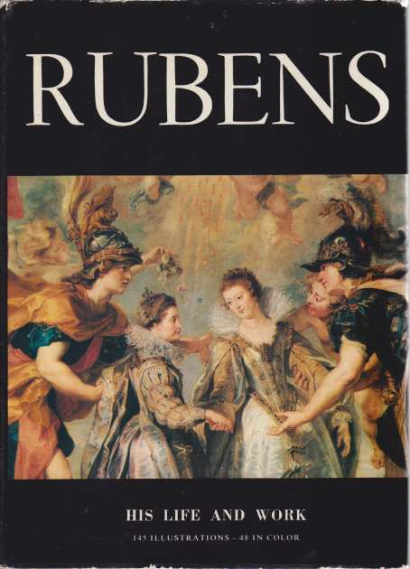 Image for RUBENS His Life and Work
