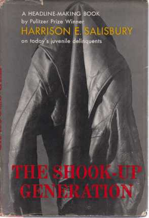 Image for THE SHOOK-UP GENERATION