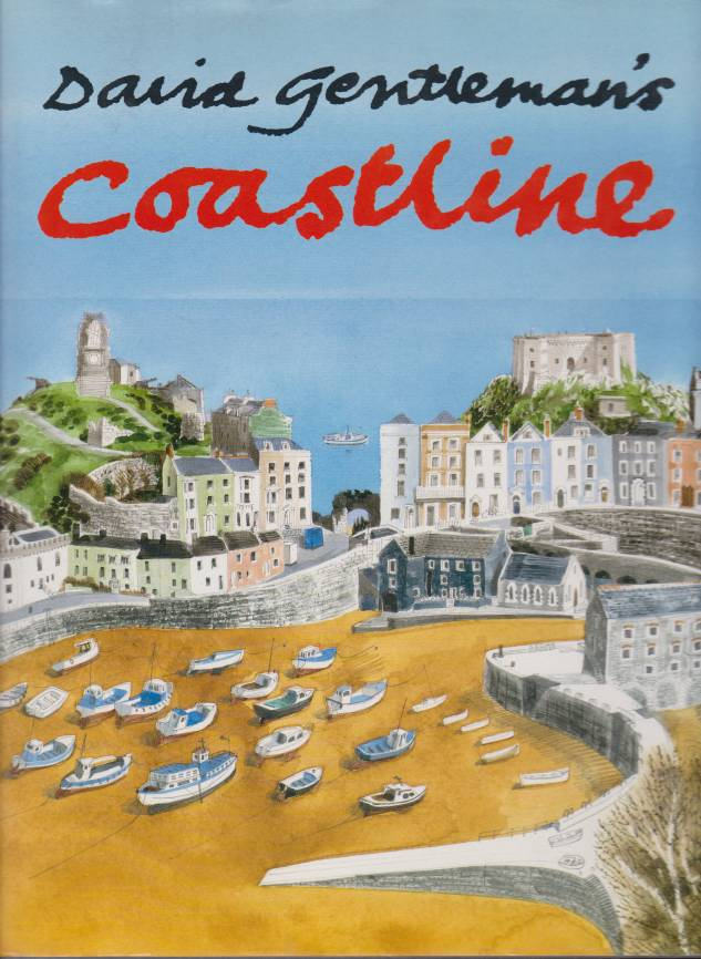 Image for DAVID GENTLEMAN'S COASTLINE