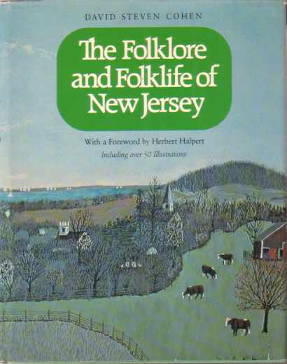 Image for THE FOLKLORE AND FOLKLIFE OF NEW JERSEY