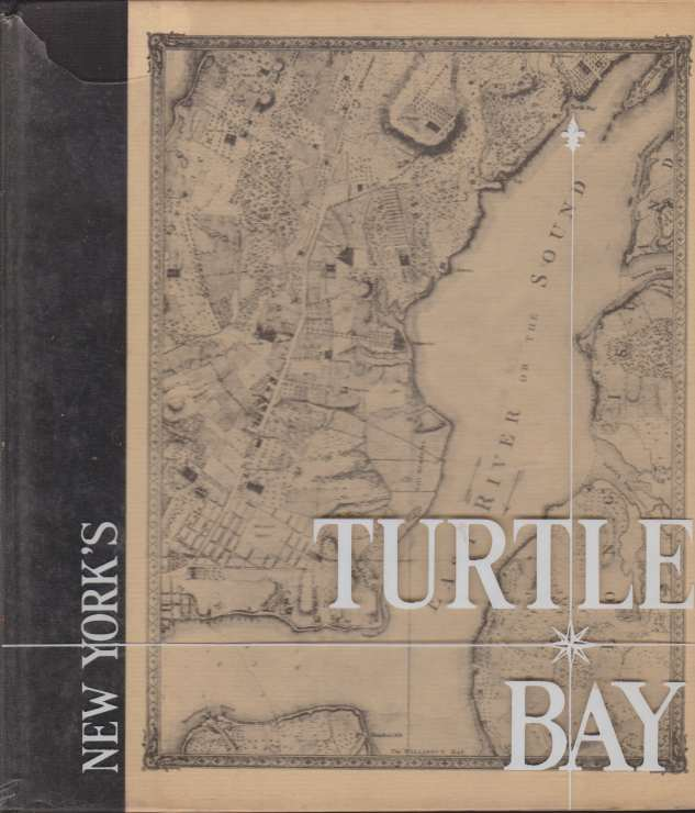 Image for NEW YORK'S TURTLE BAY OLD & NEW