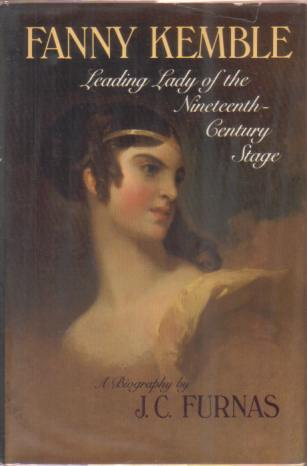 Image for FANNY KEMBLE Leading Lady of the Nineteenth-Century Stage