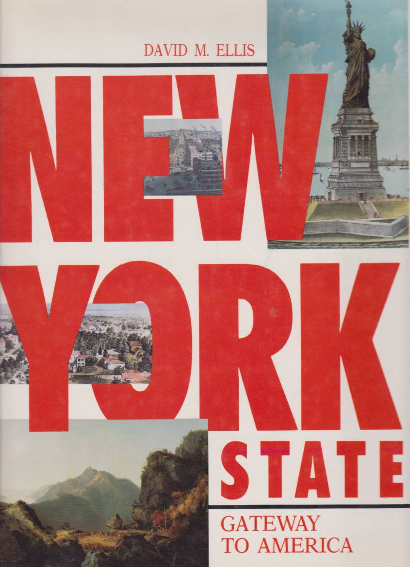 Image for NEW YORK STATE Gateway to America