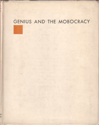 Image for GENIUS AND THE MOBOCRACY