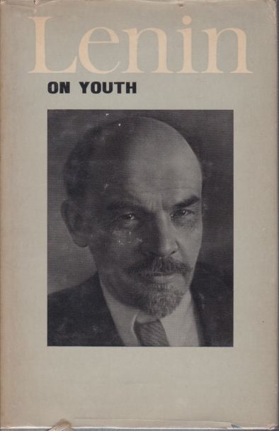 Image for LENIN ON YOUTH