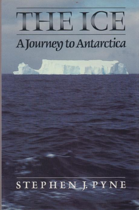 Image for THE ICE A Journey to Antarctica