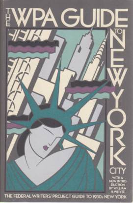 Image for THE WPA GUIDE TO NEW YORK CITY