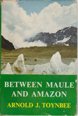 Image for BETWEEN MAULE AND AMAZON