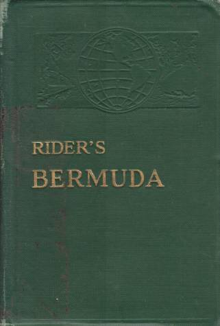 Image for RIDER'S BERMUDA A Guide Book for Travelers