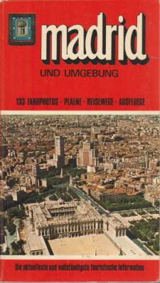 Image for MADRID UND UMGEBUNG