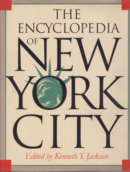 Image for THE ENCYCLOPEDIA OF NEW YORK CITY