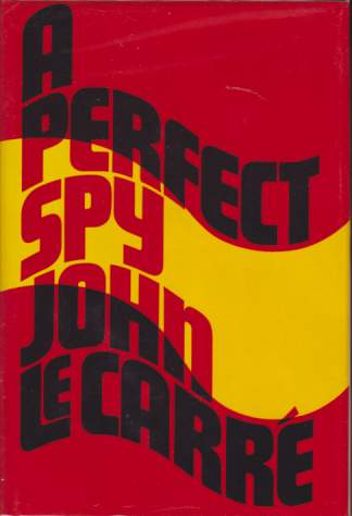 Image for A PERFECT SPY