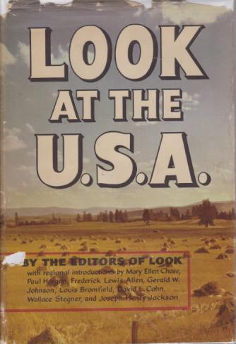 Image for LOOK AT THE U.S.A.