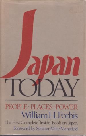 Image for JAPAN TODAY People, Places, Power