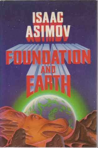 Image for FOUNDATION AND EARTH