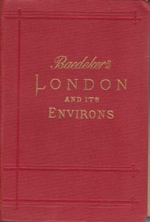 Image for LONDON AND ITS ENVIRONS Handbook for Travellers