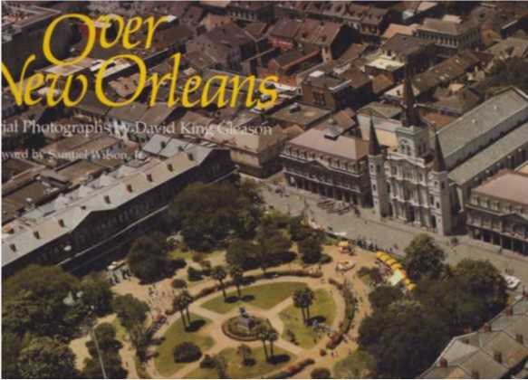 Image for OVER NEW ORLEANS Aerial Photographs by David King Gleason