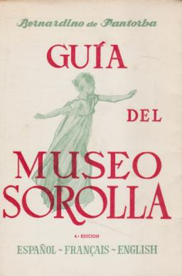 Image for GUIA DEL MUSEO SOROLLA Espanol, Francais, English