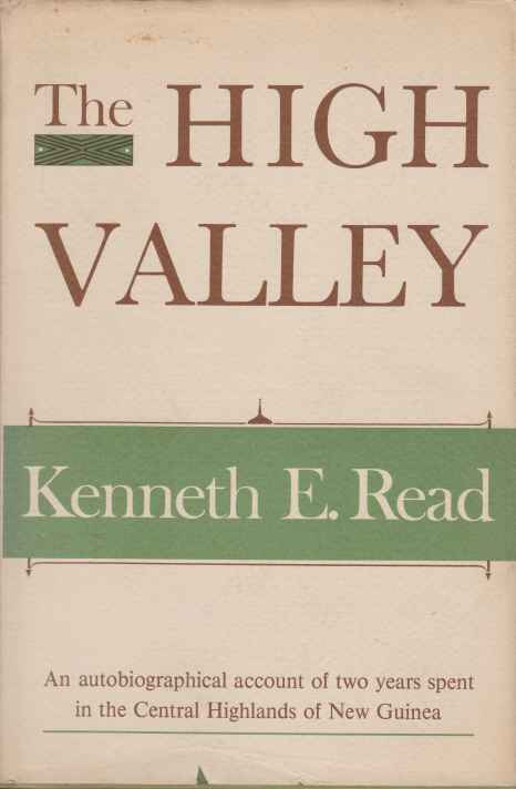 Image for THE HIGH VALLEY