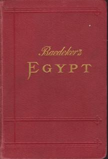 Image for EGYPT AND THE SUDAN Handbook for Travellers