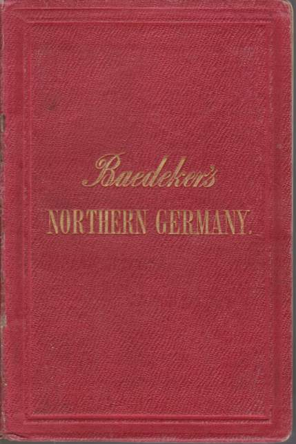 Image for NORTHERN GERMANY Handbook for Travellers