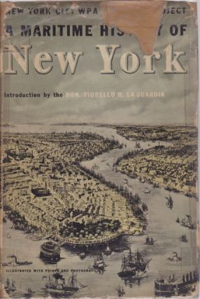 Image for A MARITIME HISTORY OF NEW YORK